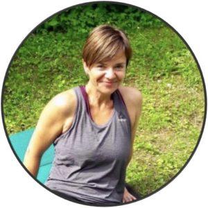 Steffi, zufriedene Kundin, Hütte gerockt, sportliche Aktivität